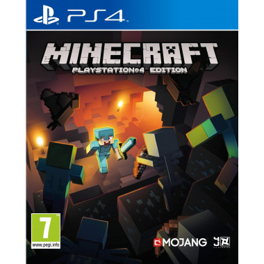 Minecraft PS4 Edition (PS4)