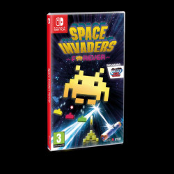 Space Invaders Forever...