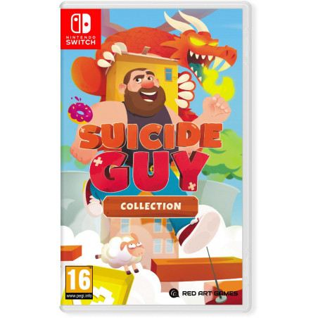Suicide Guy Collection (Switch)