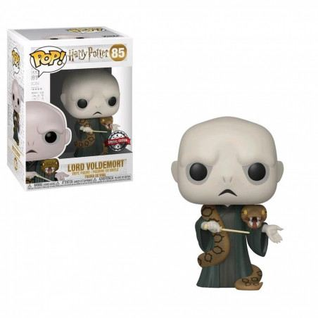 Funko Pop! Harry Potter: Lord Voldemort (with Nagini) US Exclusive